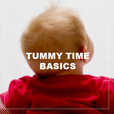 tummy time basics