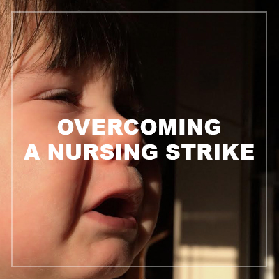 overcoming a nursing strike