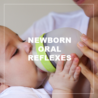 newborn oral reflexes