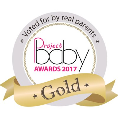 project baby awards gold