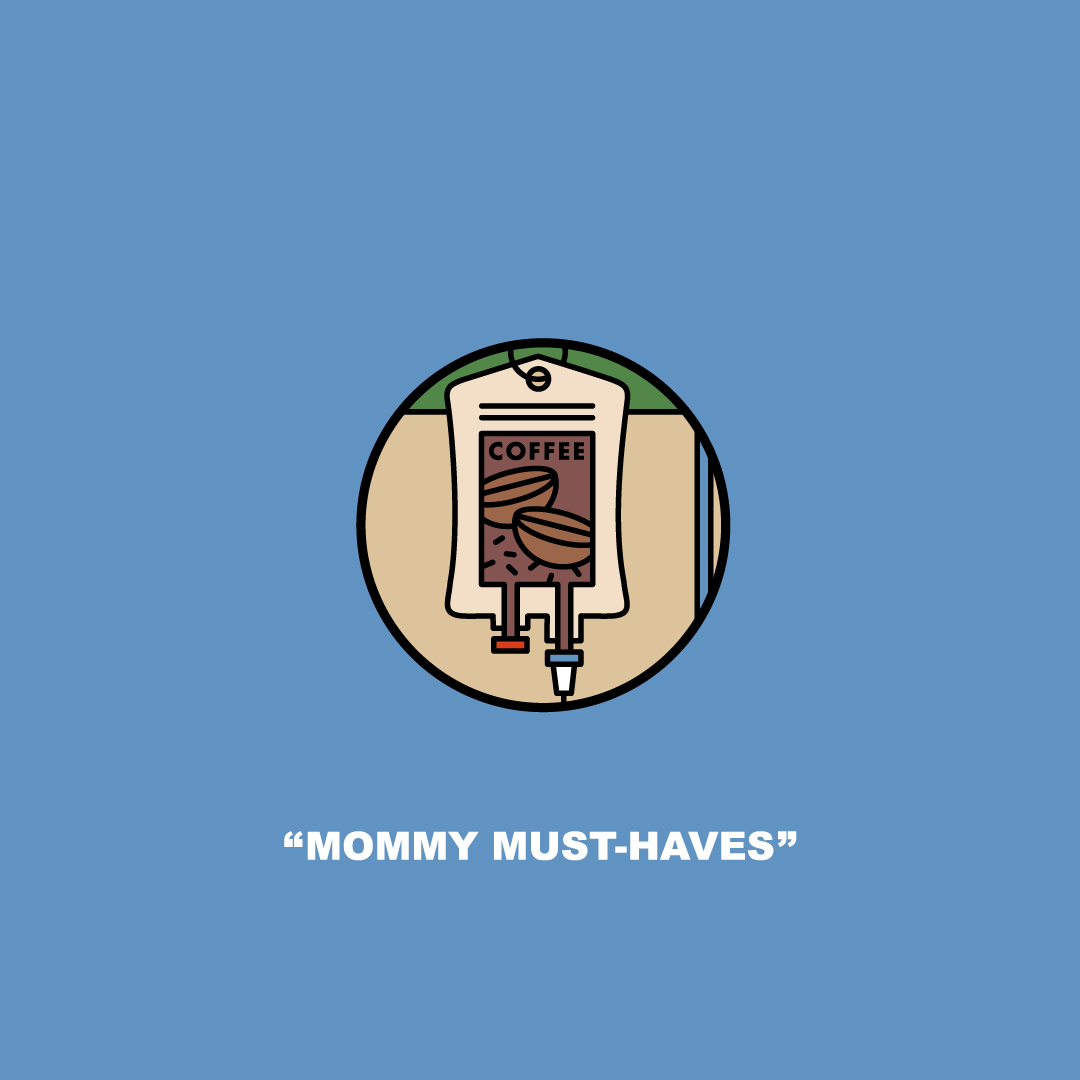 mommy must-haves
